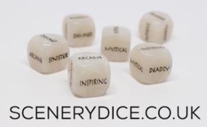 scenery-dice